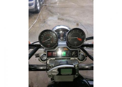 1986 Honda Shadow VT1100