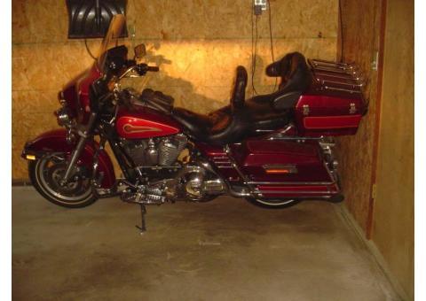 1994 Harley Davidson FLHTC Shrine