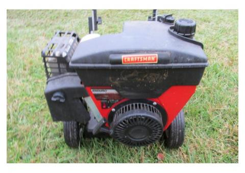 2500 Watt Craftsman generator